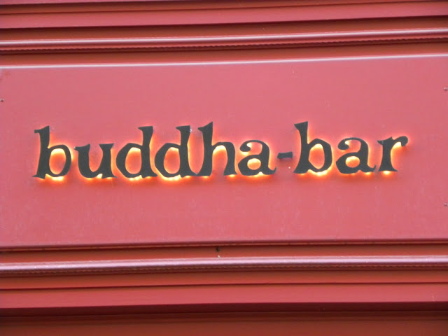 Buddha Bar restaurant, Prague