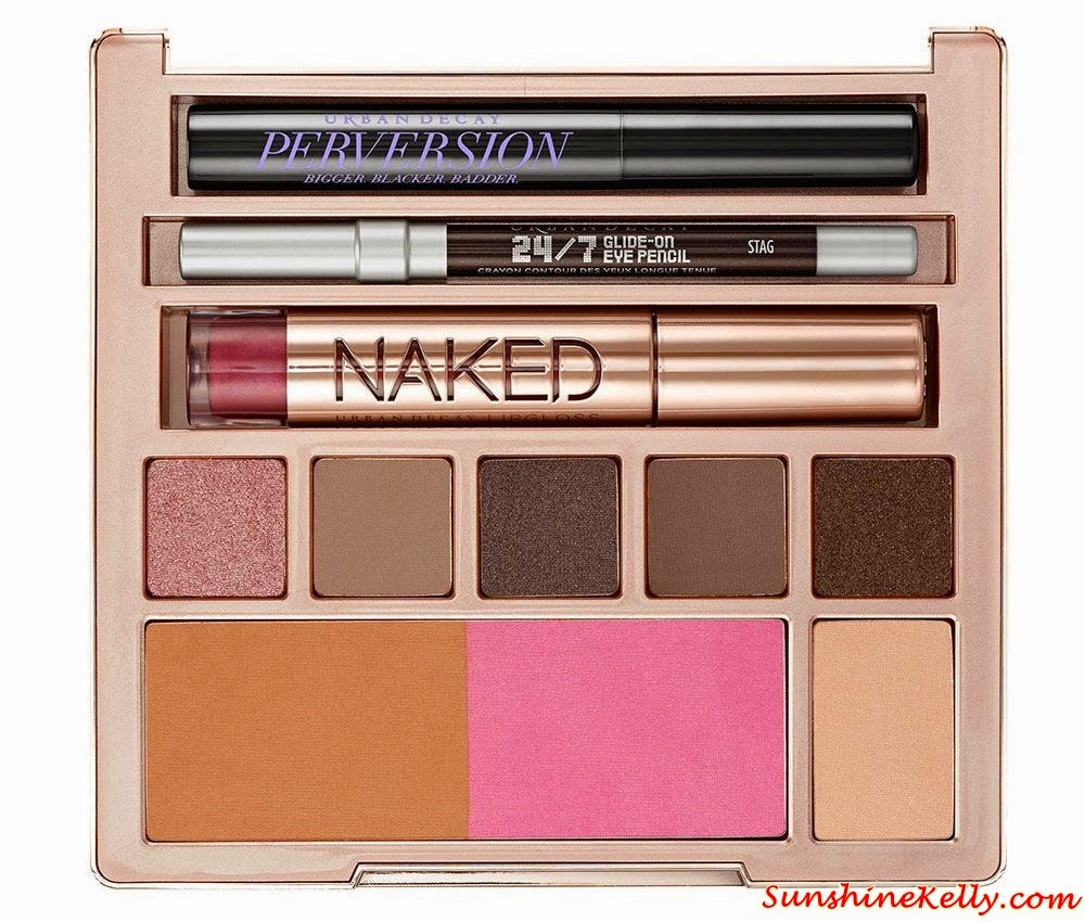 Urban Decay Naked on The Run, Urban Decay, Naked on the Run, Urban Decay Naked palette, Urban Decay Naked, Urban Decay Makeup, Urban Decay Bronzer