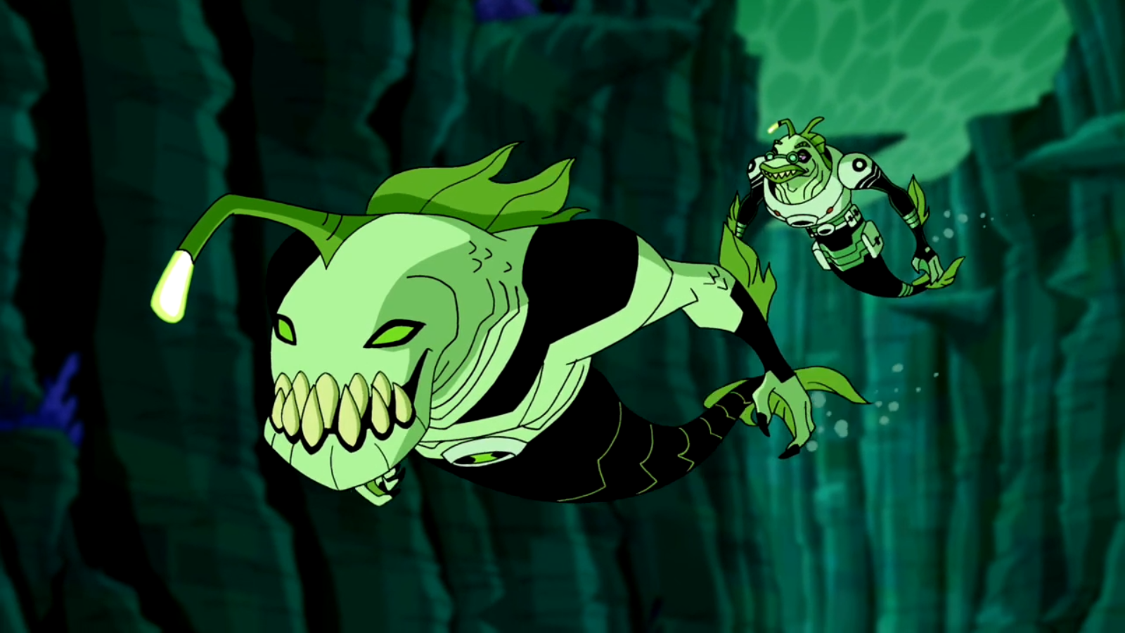 Free coloring pages of ben 10 ripjaws