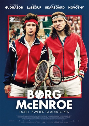 Borg vs McEnroe 2017 English 300mb Movie