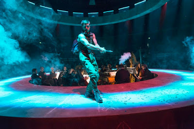 Monteverdi: The Return of Ulysses - Samuel Boden - Royal Opera at the Roundhouse ((c) ROH & Roundhouse, photo Stephen Cummiskey)