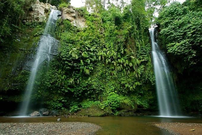 Tours Benang Stokel Waterfall and Benang Kelambu Waterfalls