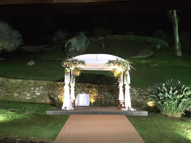 decoração, casamento, gazebo, decoração, flores, colorida, casamento judaico, casamento real