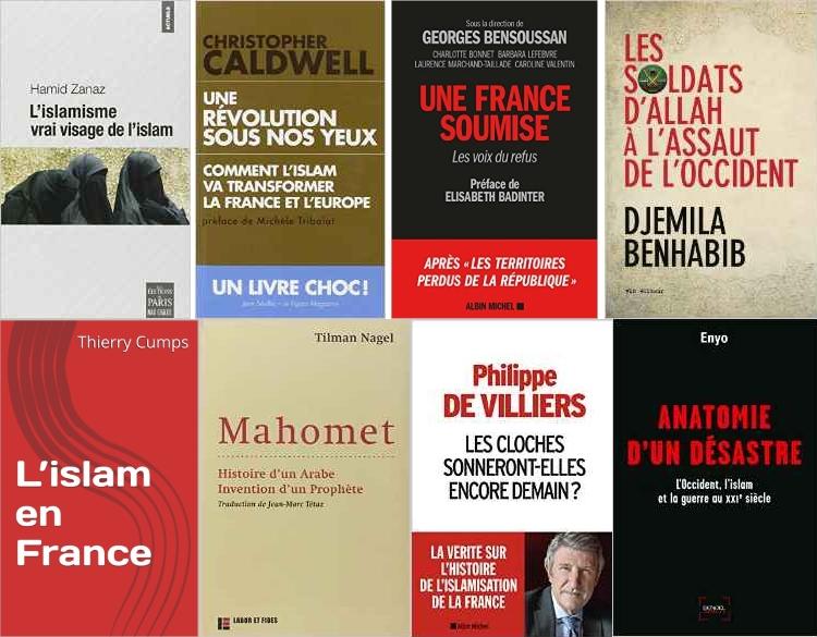 livres sur l'islam