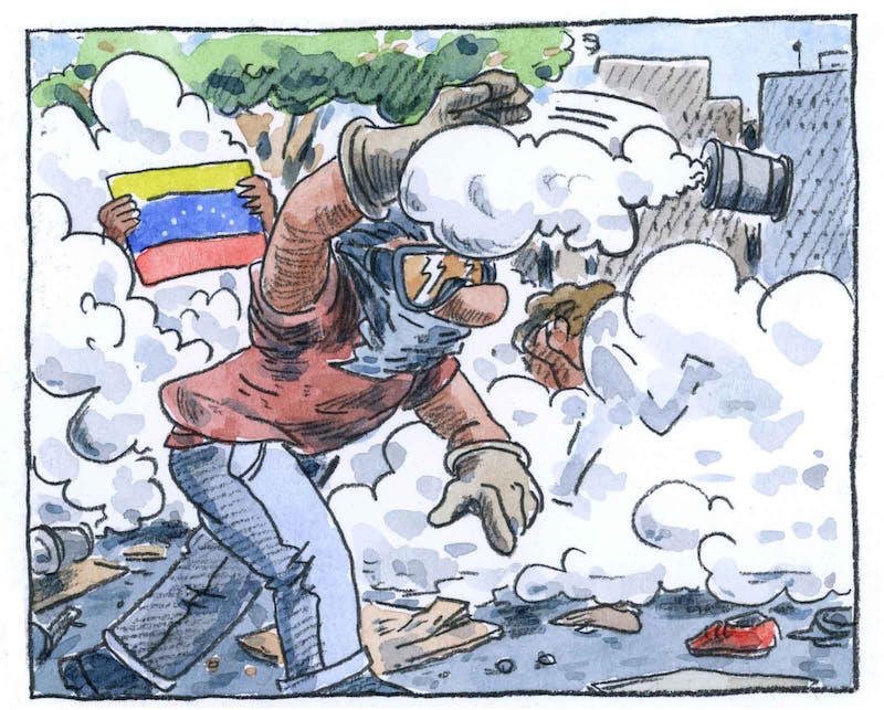 What's Going On in Venezuela?, by John Carvajal.