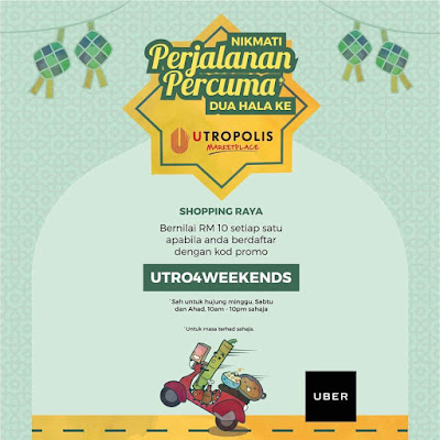 Uber Promo Code Utropolis Marketplace Weekend