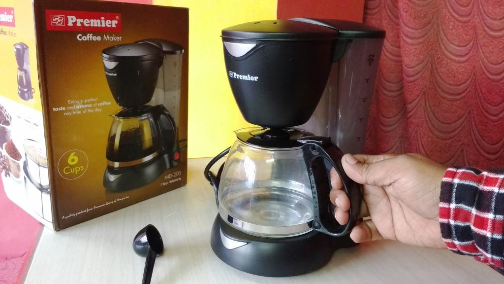 Learn New Things Unboxing Budget Primer Coffee Maker 6