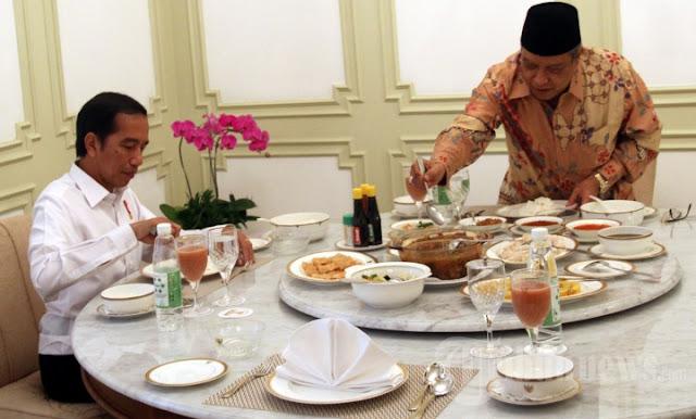Jokowi tak Terpilih Lagi, Ini Dia Kekhawatiran KH Said Aqil Siradj