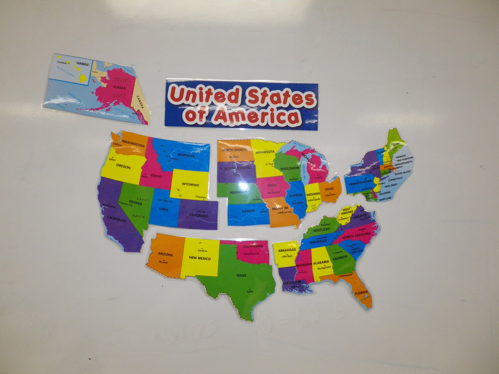 Fabulous In Fifth Regions Of The United States