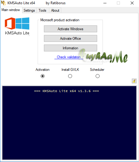 cara aktivasi windows 10 pro dengan kmsauto