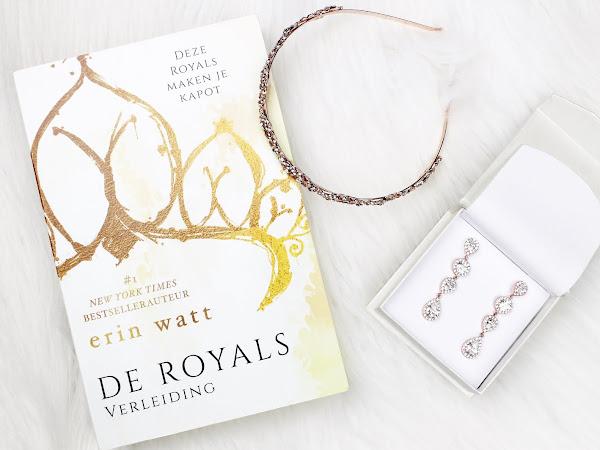 Boek Review | De Royals (verleiding) - Erin Watt