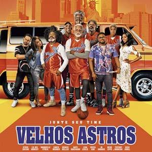 Poster do Filme Velhos Astros