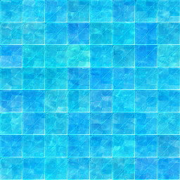 Glossy Blue Ceramic Tiles Pattern  Free Website Backgrounds
