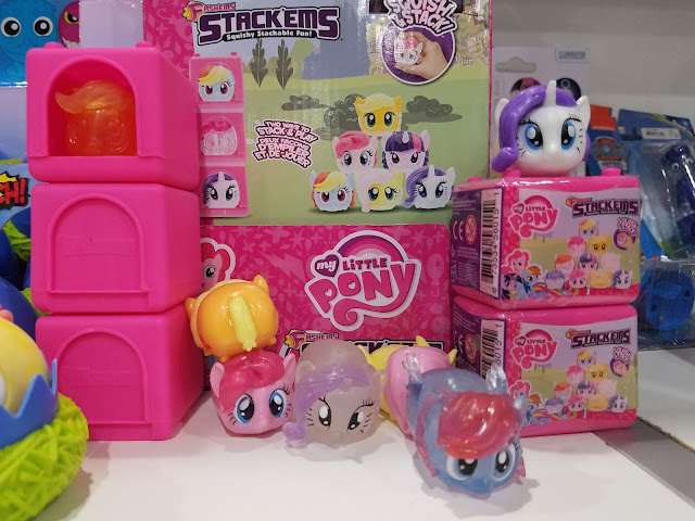 Hasbro New York Toy Fair 2017 Stack Em's My Little Pony
