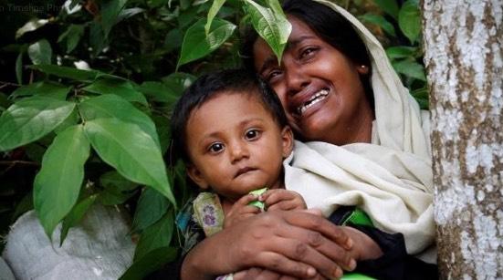 Rohingya Mangsa Korban Geostrategi Kuasa Besar