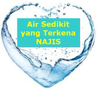 Hukum Air Sedikit yang Terkena Najis menurut Madzhab Maliki