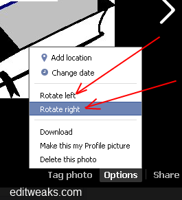 editing your facebook photos