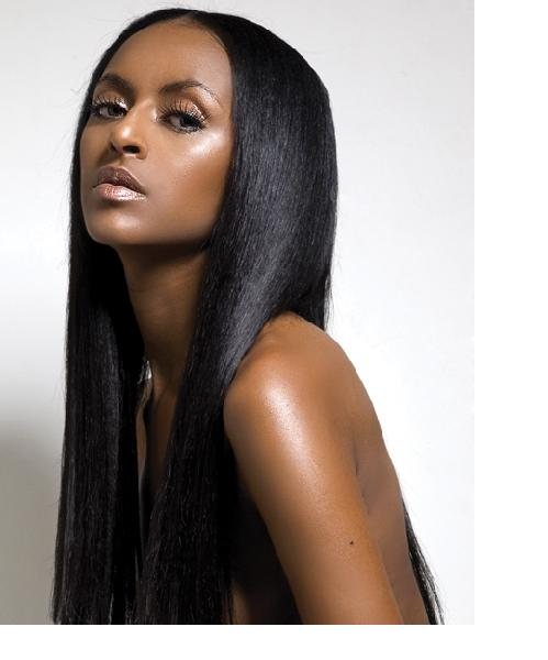 mujer Alisado Afro