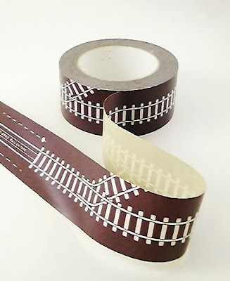 9 More Creative and Cool Decorative Packaging Tape Designs (9) 6