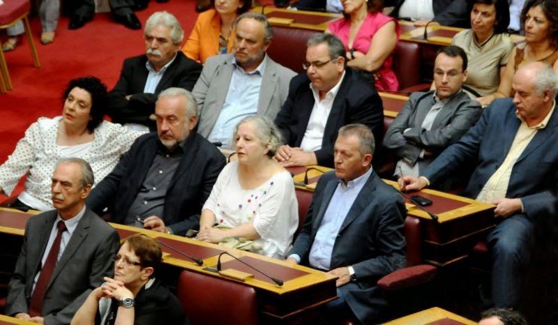 Δήλωση ΚΚΕ για την παρουσία Σαμαρά-Τσίπρα στον ΣΕΒ...
