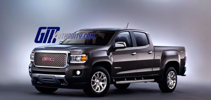 2015 GMC Canyon Will Offer FOUR Special Edition Models