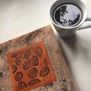 libro de artista la mesa del café
