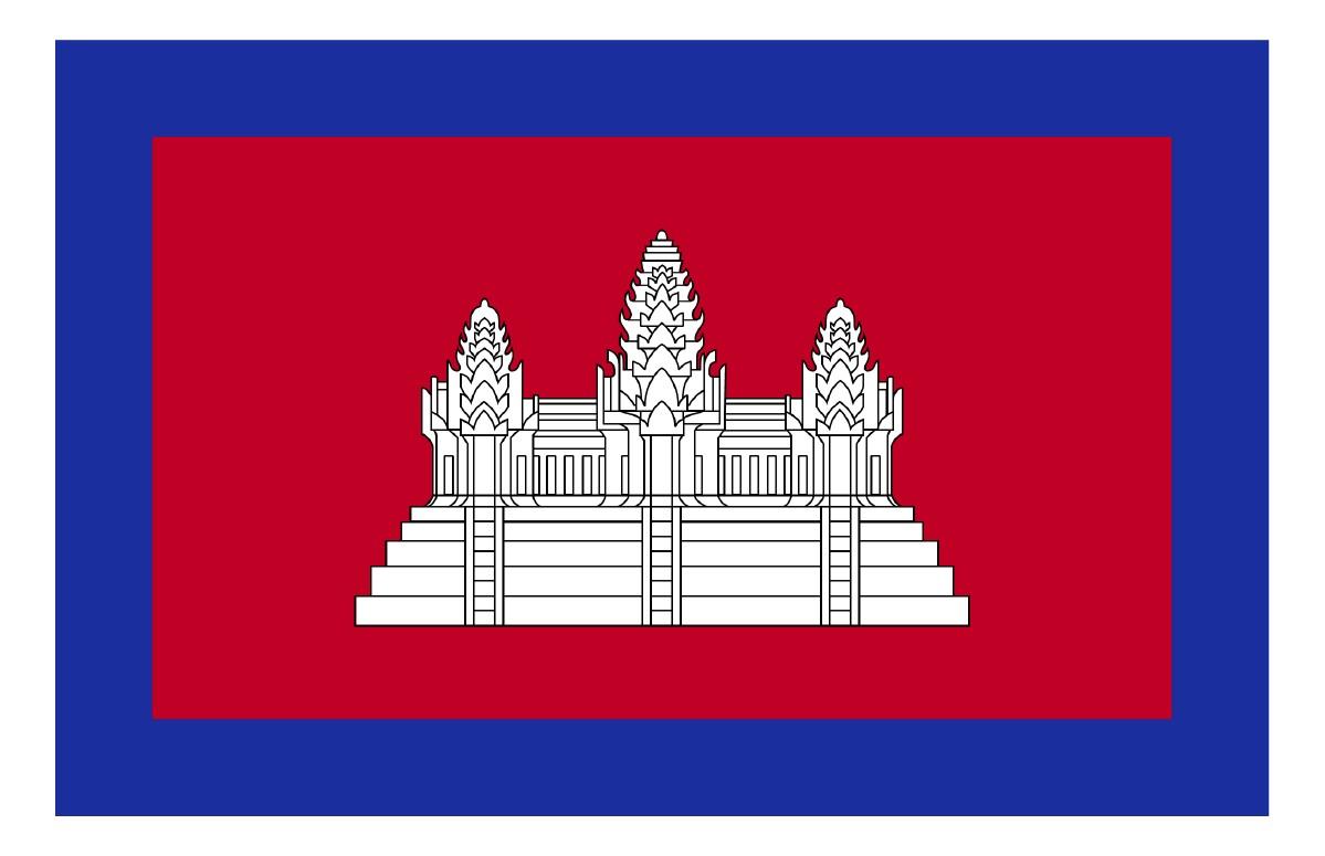 david kim kingdom of cambodia flag. Black Bedroom Furniture Sets. Home Design Ideas