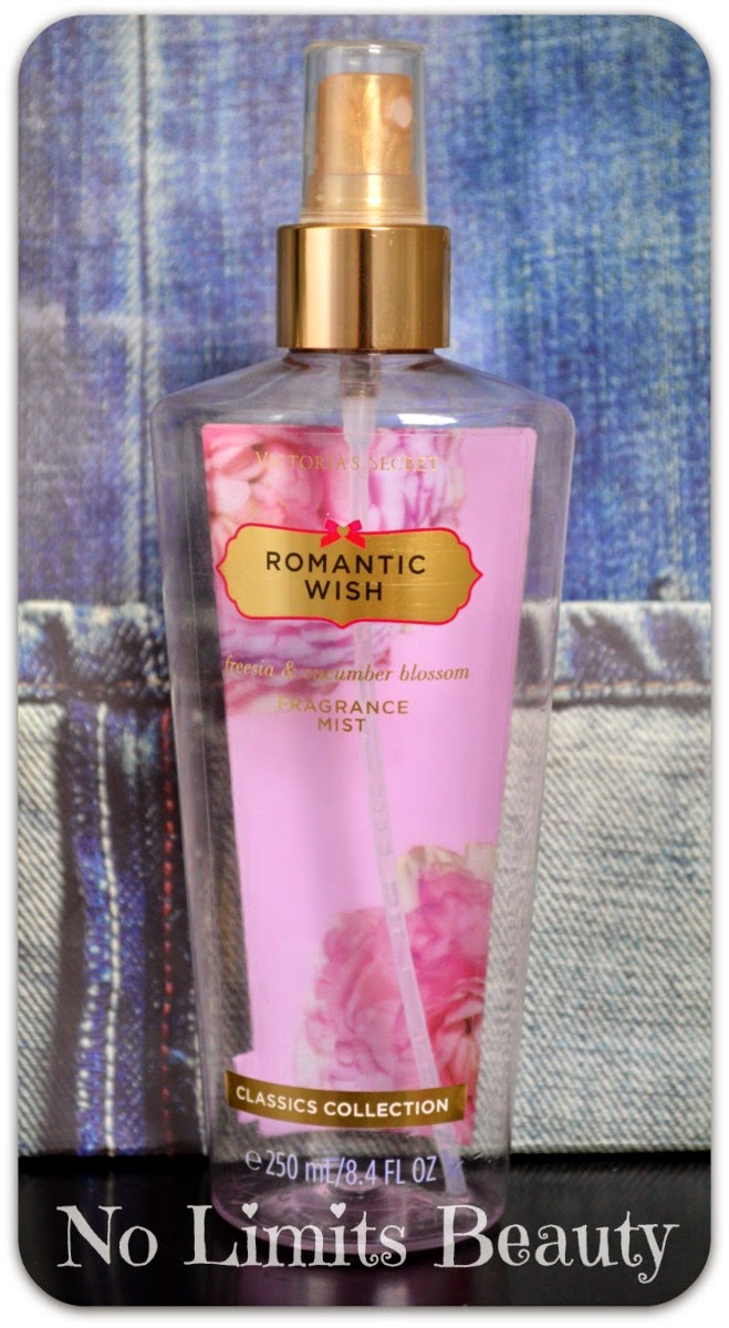 Romantic Wish Fragrance Mist de Victoria's Secret