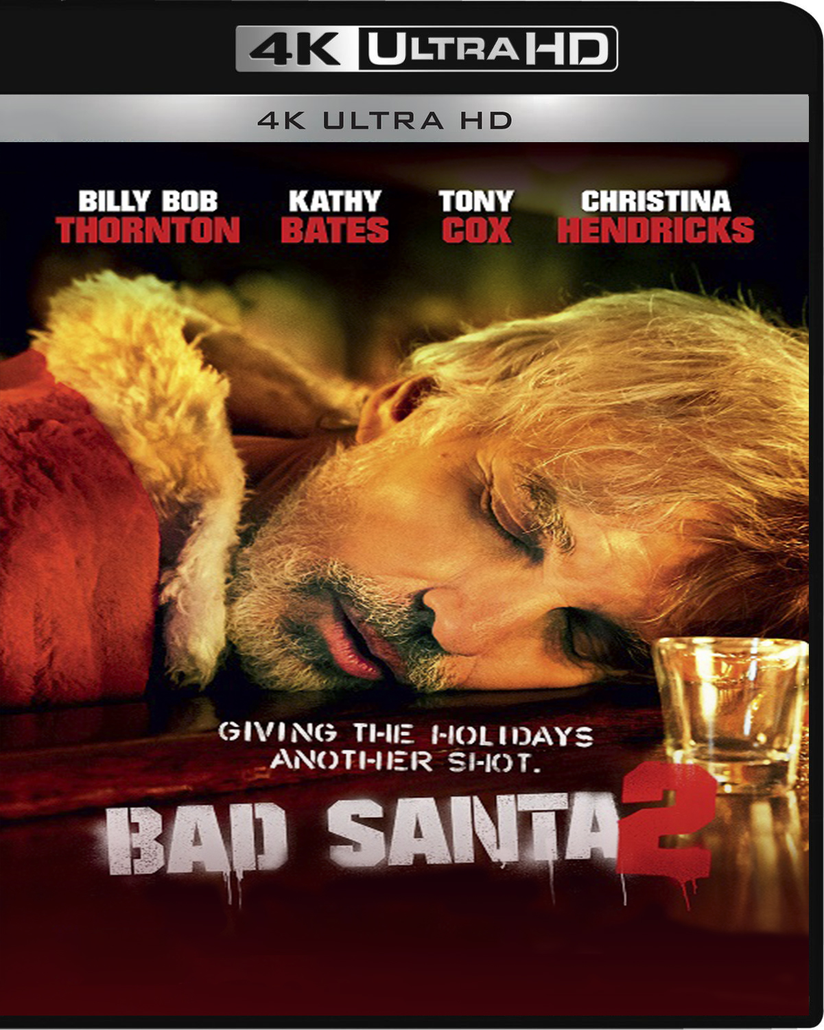 Bad Santa 2 [2016] [UHD] [2160p] [Latino]