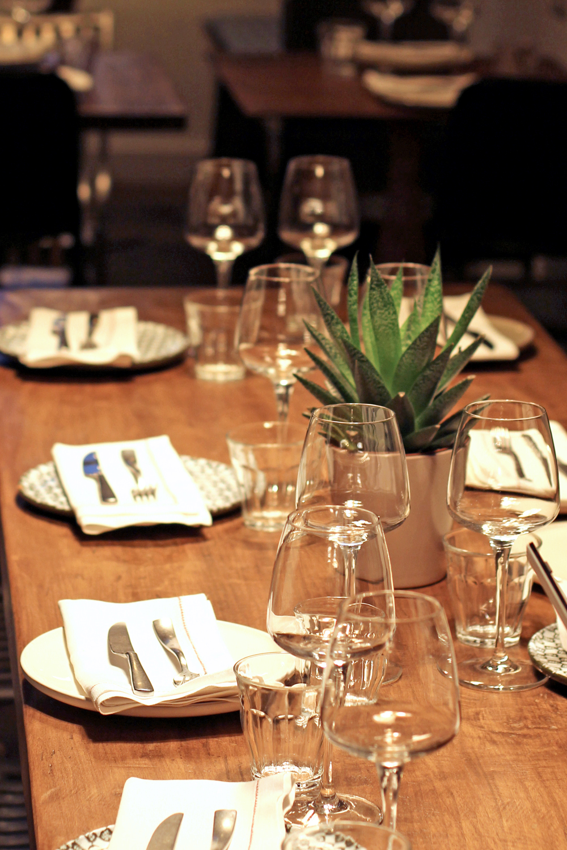 Enoteca Pomaio informal restaurant, Brick Lane - London lifestyle blog
