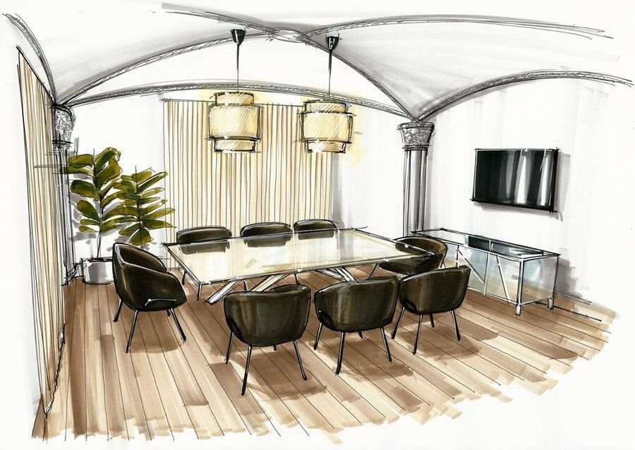08-Conference-Room-A-Brindis-Interior-Design-Drawings-and-a-Video-www-designstack-co