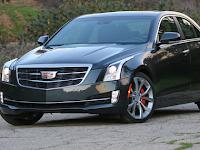 2019 Cadillac ATS Sedan V-6 Review