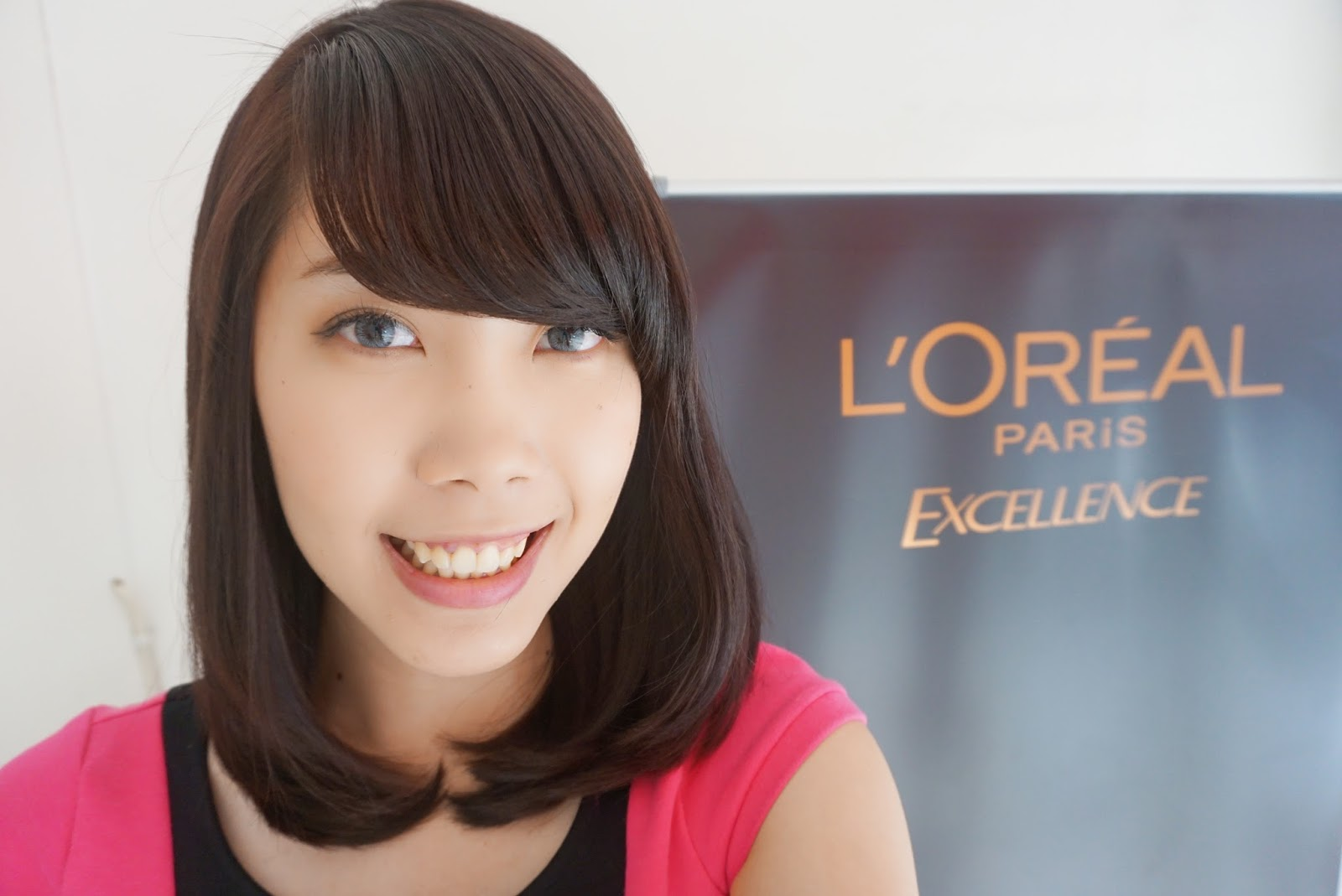 Loreal Excellence Hair Color Reviews Colored Hair Powder