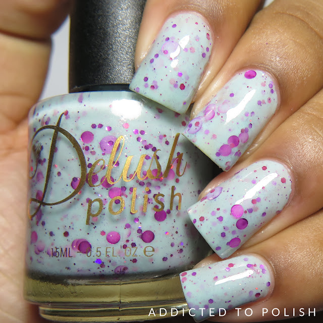 Delush Polish All You Knead is Love High and Mightea Spring Collection Swatches
