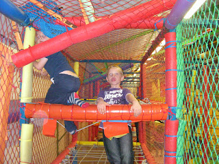 childrens soft play area with birthday parties and catering facilities