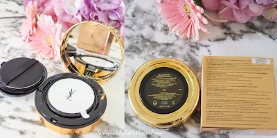 YSL Fusion Ink Cushion Foundation Review Singapore