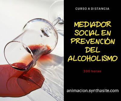cursos alcoholismo