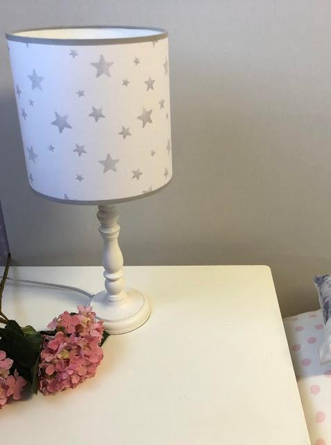 pantallas para lámparas infantiles de techo y sobremesa