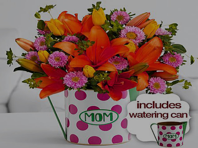 Beautiful Flowers Mom Gifts