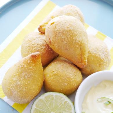 Brazilian Appetizer Coxinha de Galinha Recipe