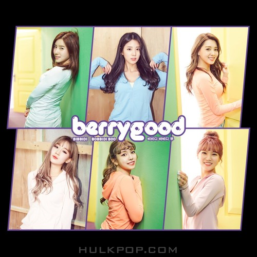 BerryGood – Bibbidi BobbidiBoo – Single (ITUNES MATCH AAC M4A)