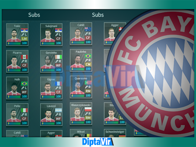 save-data-profiledat-dls-pemain-bayern-munchen