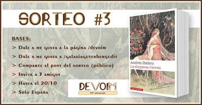 Sorteo #3 - La duquesa ciervo