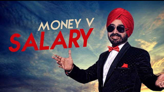 Salary Lyrics Money V | Punjabi Song
