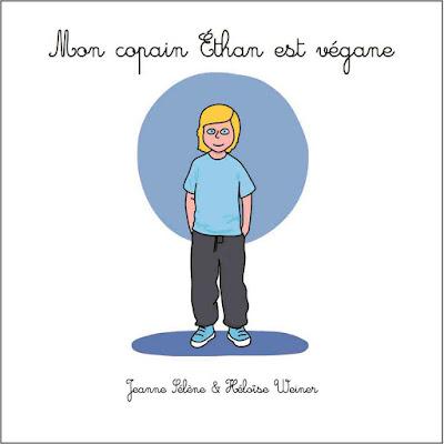 album pour enfant sur le véganisme