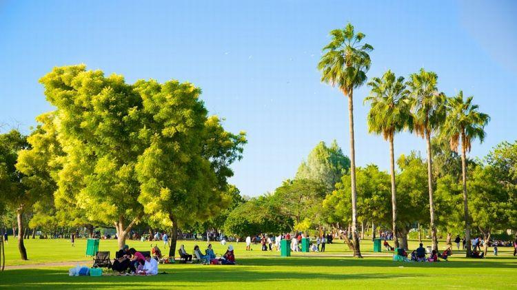 حديقة خور دبي مكان سياحي بميزات فريدة مدونة سياحة