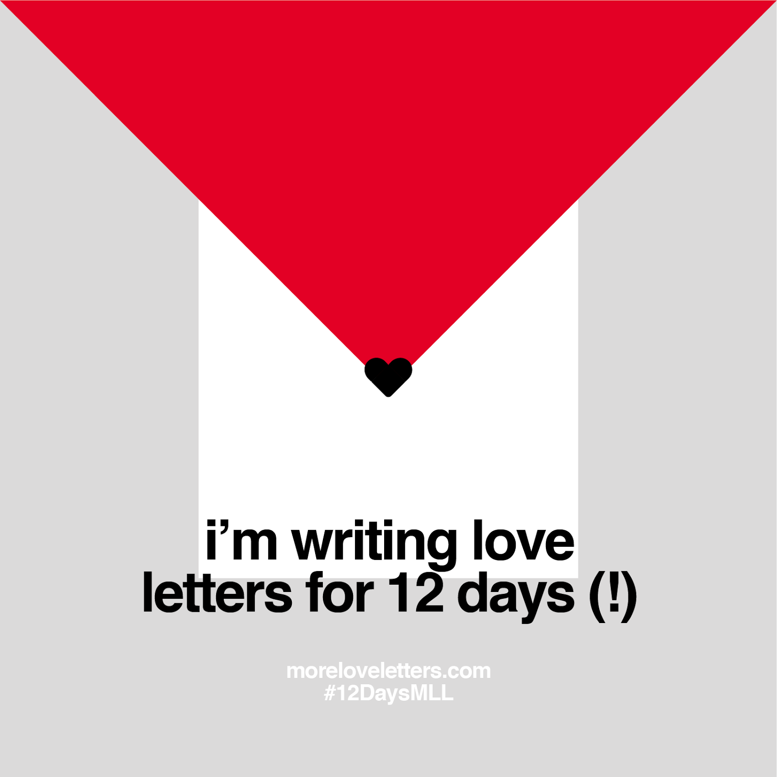 more love letters 2 more letters 12 day campaign 576