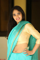 Radhika Mehrotra in Green Saree ~  Exclujsive Celebrities Galleries 014.JPG