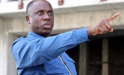 My 3 Greatest Fears - Amaechi Opens Up