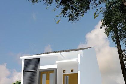 Jasa desain rumah 2 lantai minimalis asri